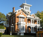 Galena Haunted Trolley Tour