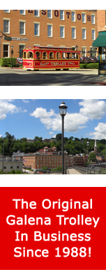 Galena Trolley Tours Price